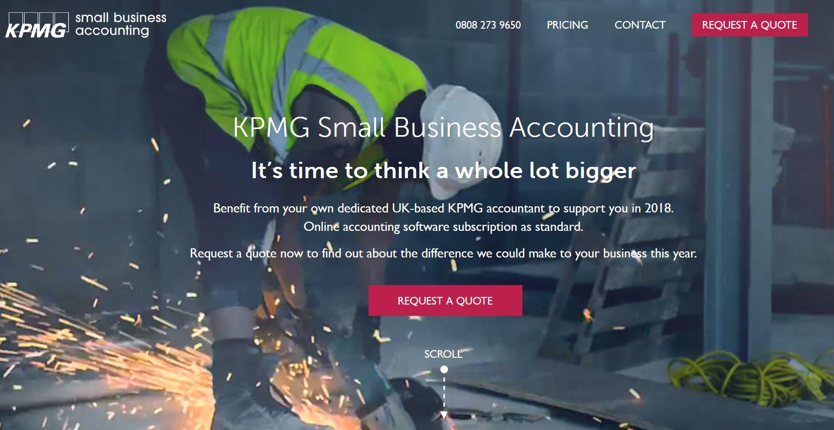 KPMG shutters small business accounting unit   AccountingWEB