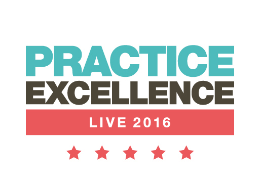 Practice Excellence LIVE! logo
