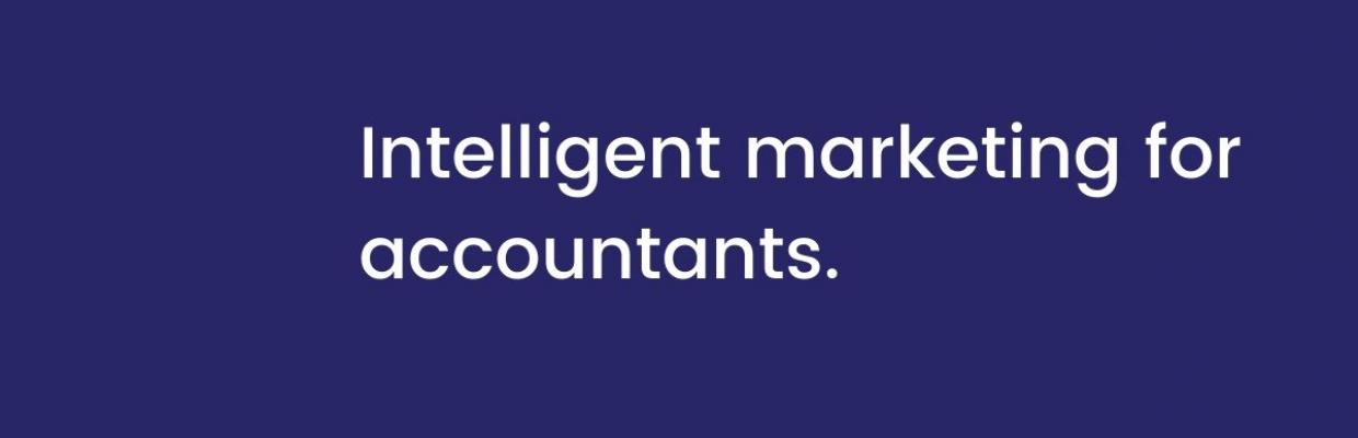 Intelligent marketing for accountants