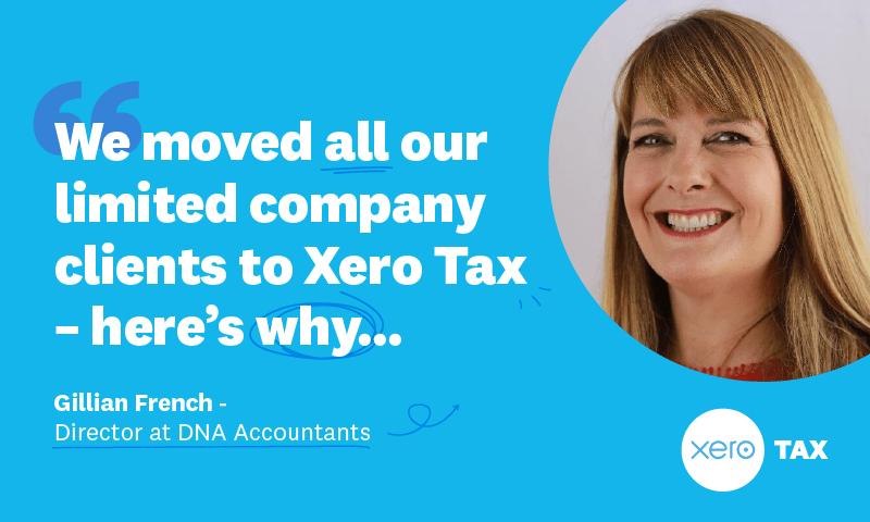 Xero Tax has landed