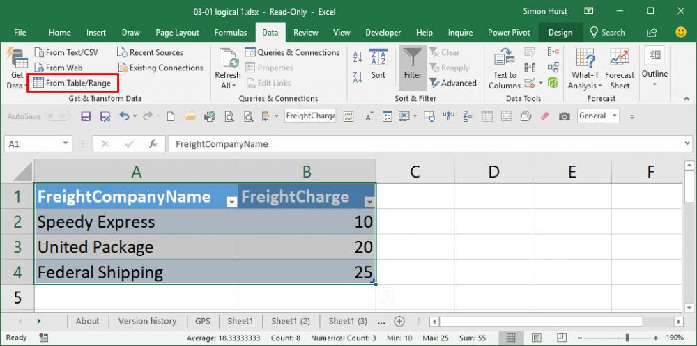 Power Query techniques: Conditional columns | AccountingWEB