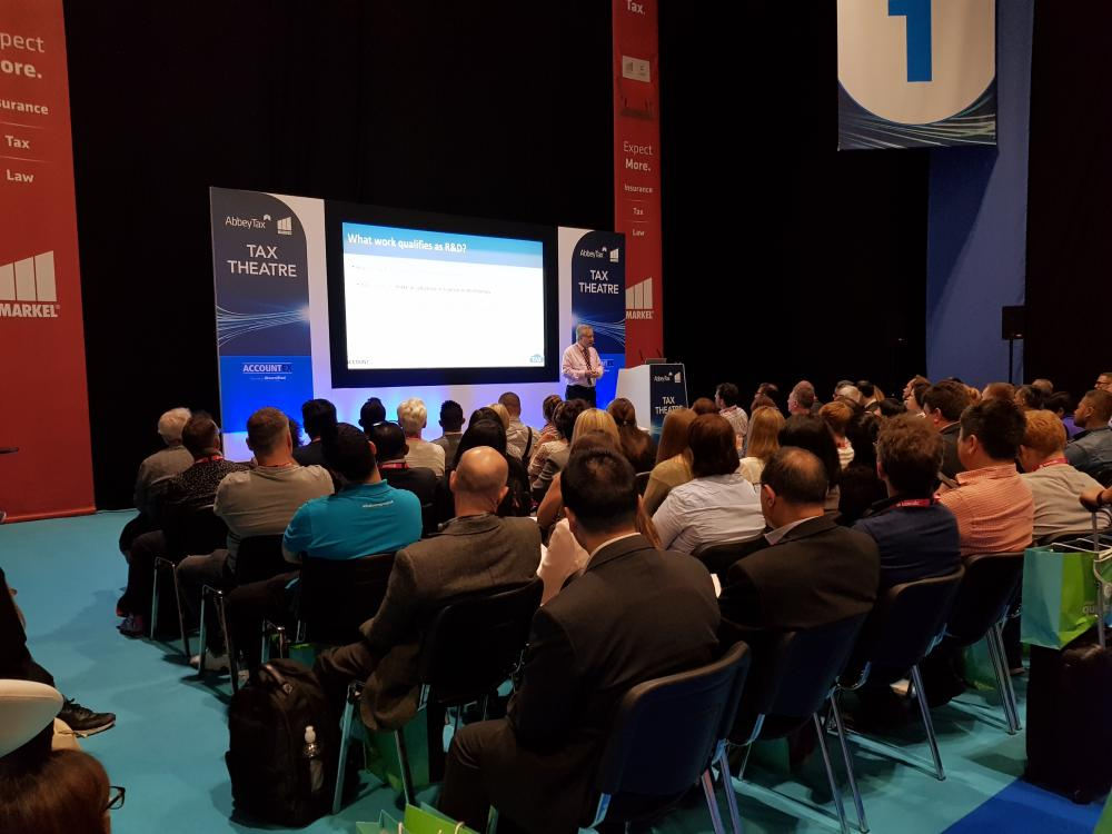 Accountex 2019 - Tax Cloud