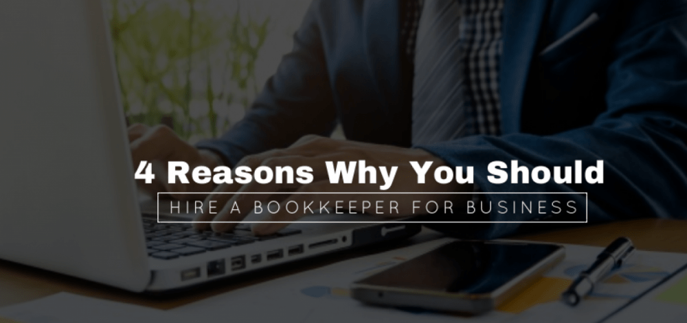 Hire A Right Bookkeeper For Business