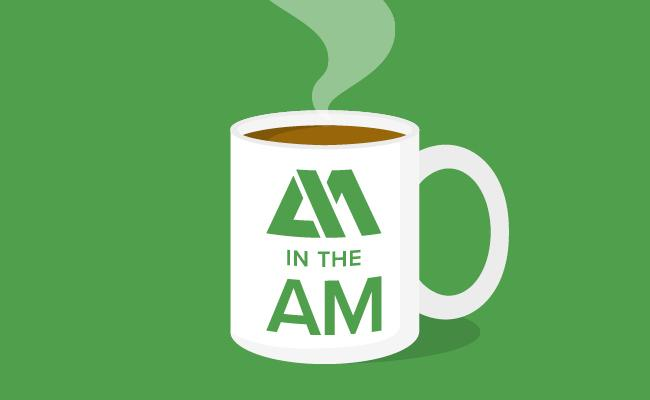 AccountancyManager has a new podcast called AM in the AM.
