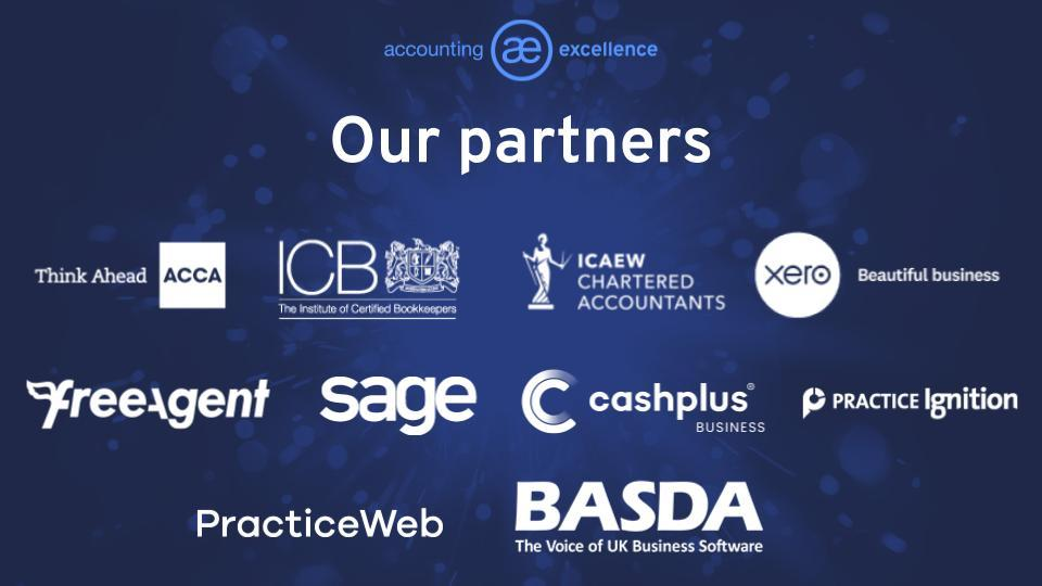 Accounting Excellence - Our Partners