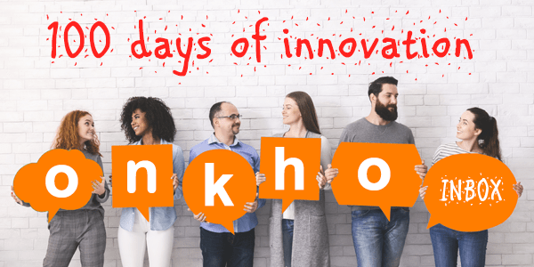 100 days of innovation at ONKHO