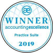 AE19 Practice Suite of the Year Award Badge 2019