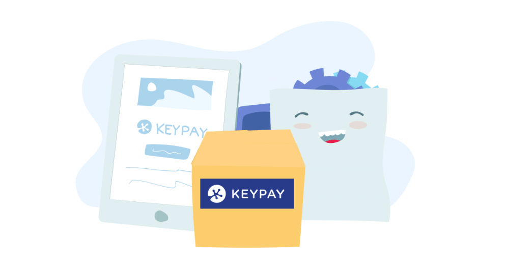 KeyPay all-in-one