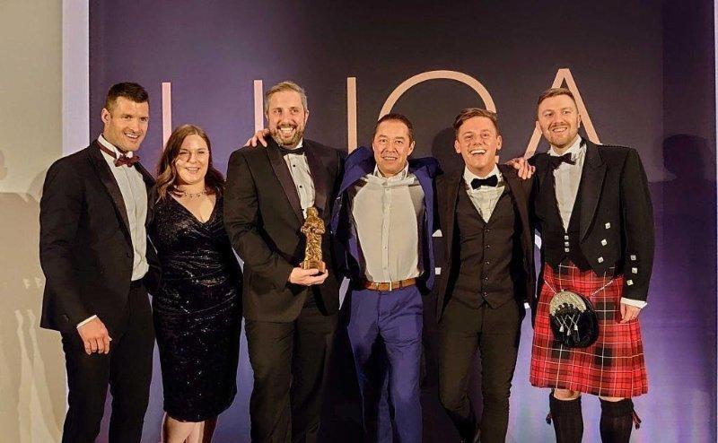 ICB Luca Awards - Friendliest Software - Winner - FreeAgent