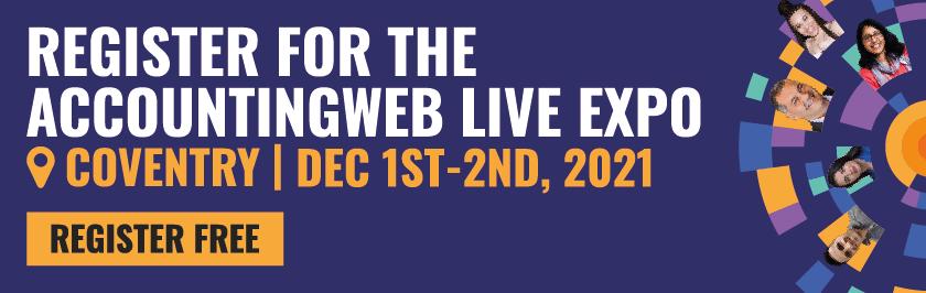 AccountingWEB Live Expo 2021