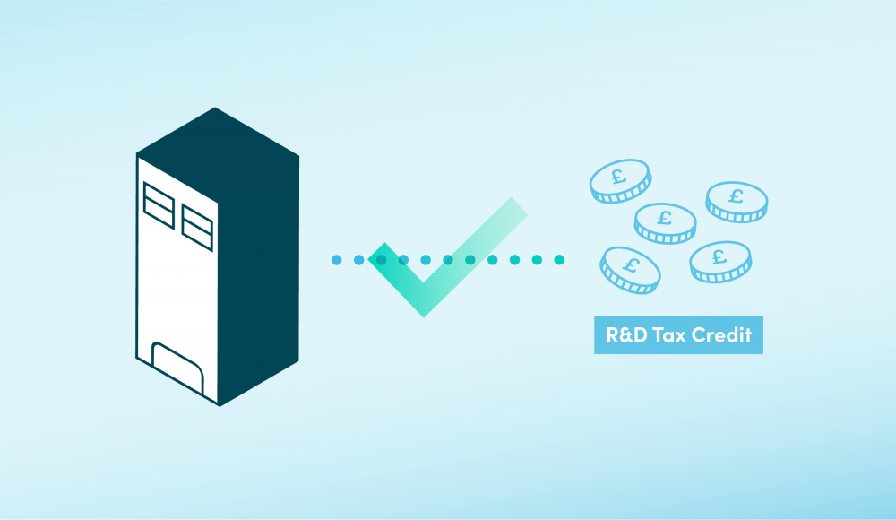 Banner for companies claiming for R&D