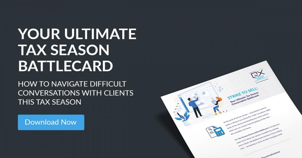Your Ultimate Tax Season Battlecard