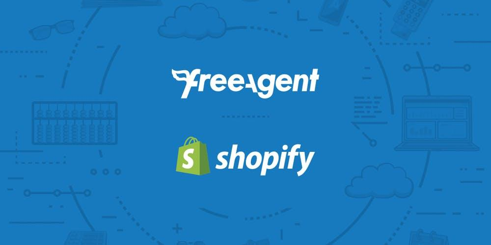 Shopify integrates with FreeAgent