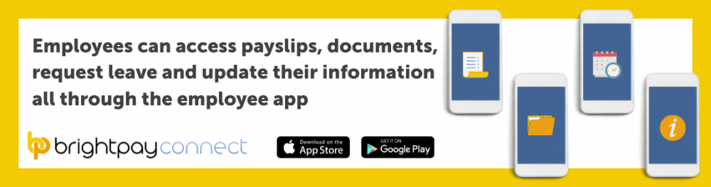 Employees can access payslips, documents, request leave and update their information all through the employee app
