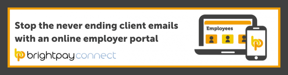 Stop the never ending client emails with an online employer portal
