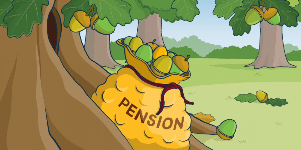 FreeAgent - self-employed pension stats - image