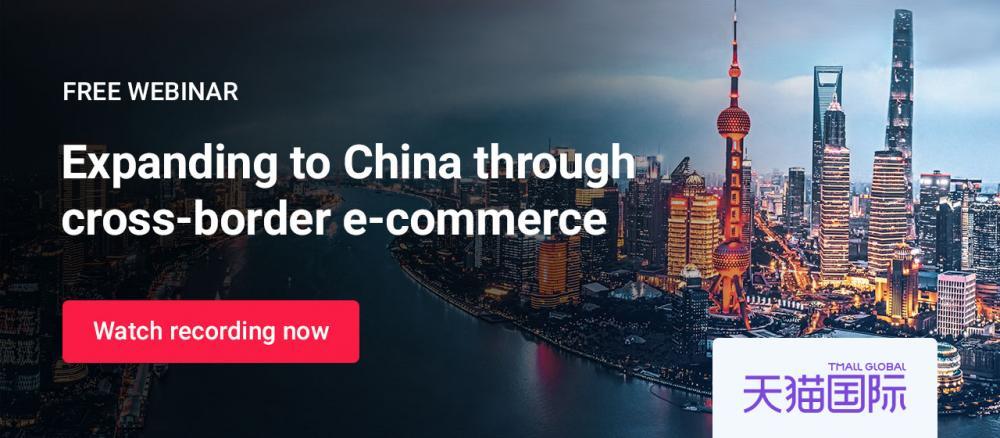Expanding to China