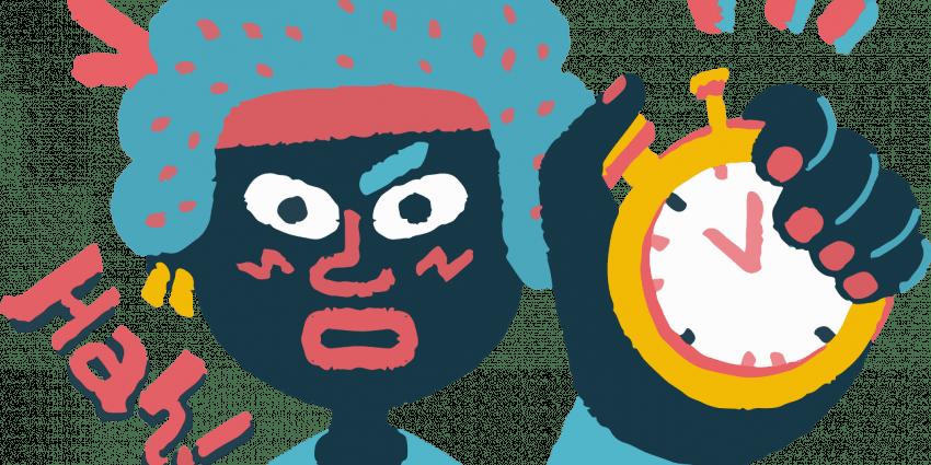 Time tracking habit