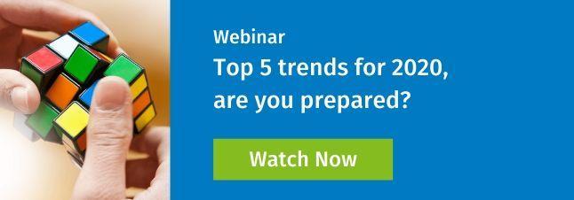 Free Webinar: Top 5 Trends for 2020