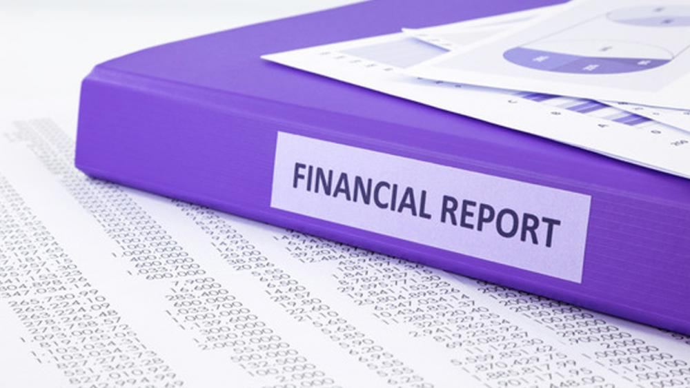 Do CPAs represent financial reports as required?