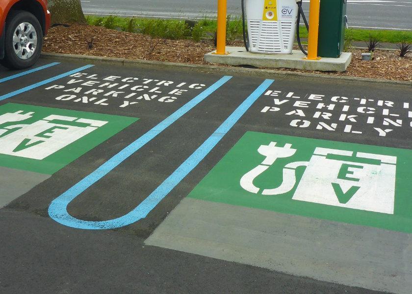 Public charging