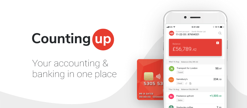 Your accounting and banking in one place