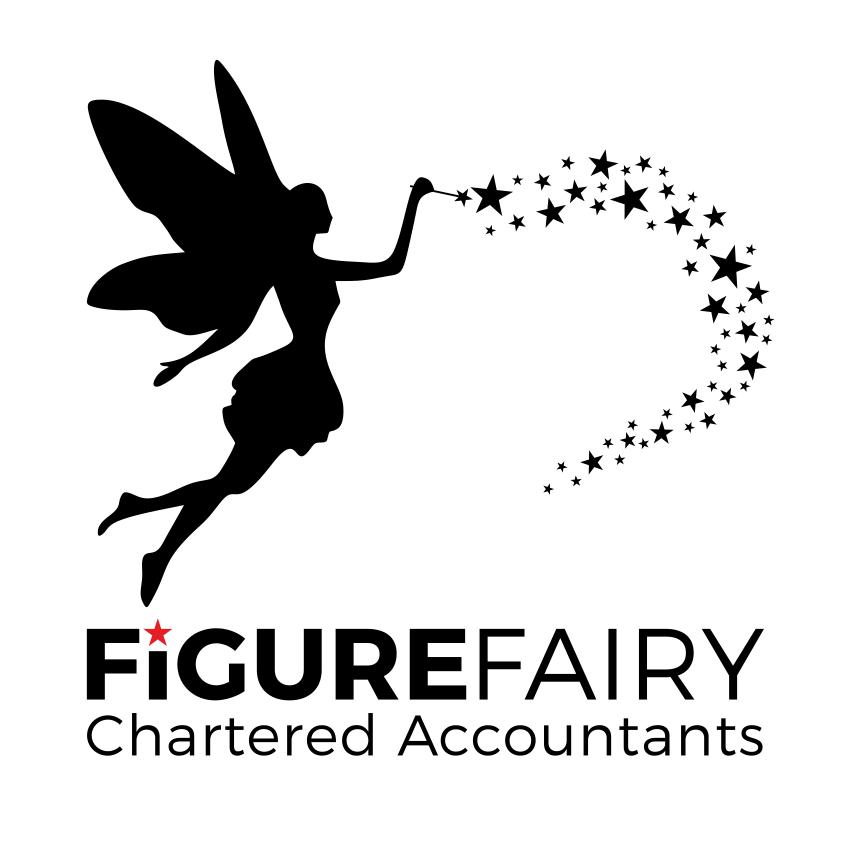 figure fairy logo of a fairy
