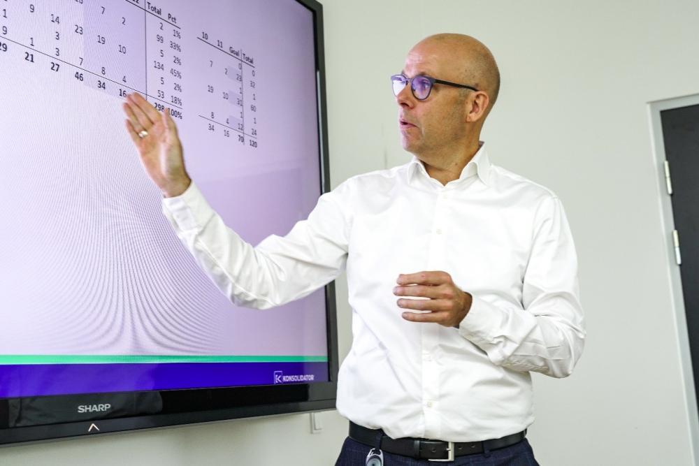 Financial consolidation Konsolidator