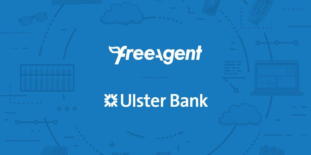 FreeAgent and Ulster Bank NI