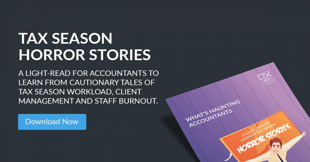 Tax Season Horror Stories by Accountants in Practice