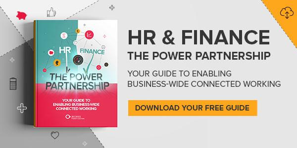 HR and Finance - The Power Partnership