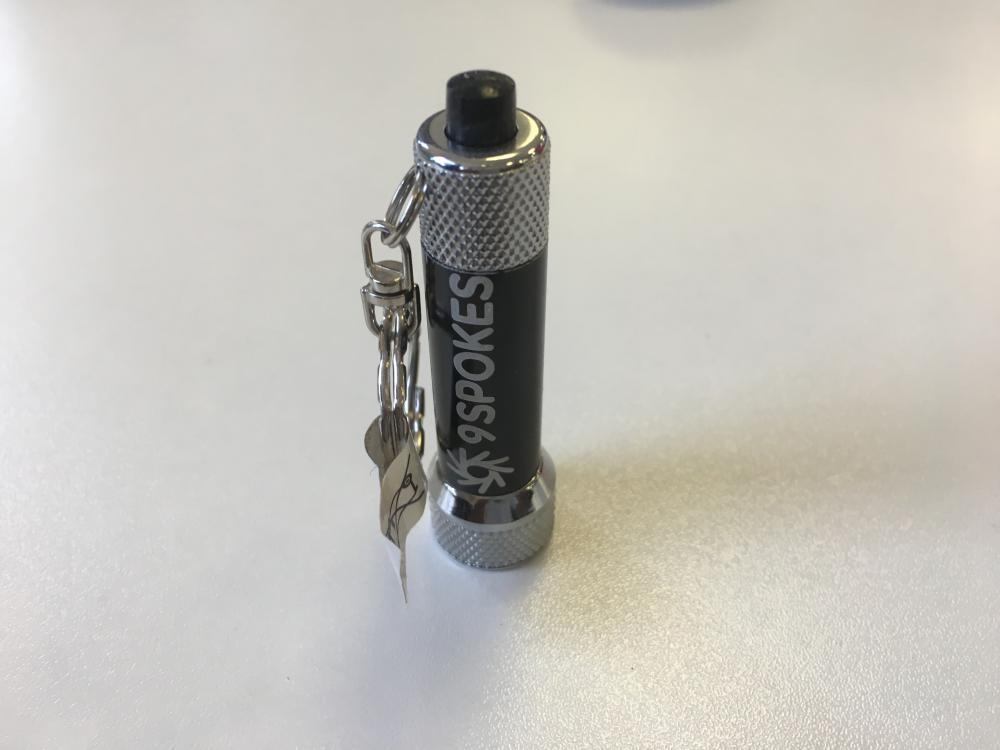 9Spokes torch