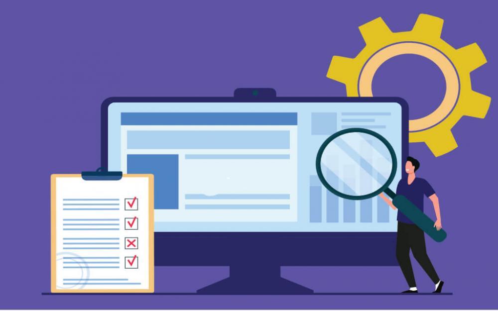 Website inspecting