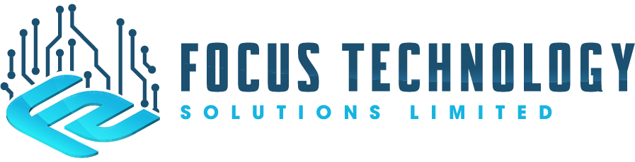focus technology logo