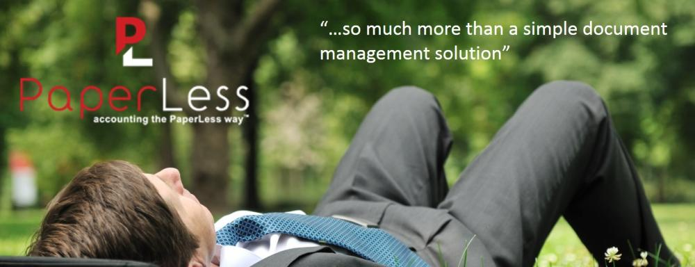 PaperLess Document Management for Sage