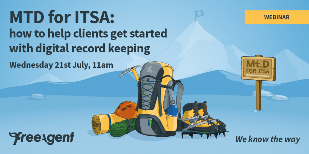 MTD for ITSA: how to help clients get started with digital record keeping