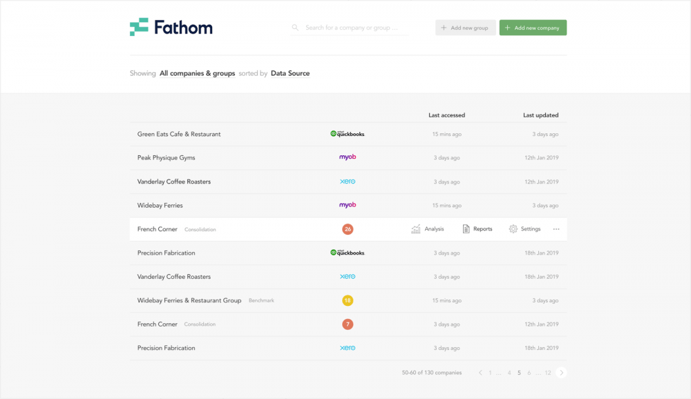 A fresh 'My Companies' experience & on-the-fly updates for