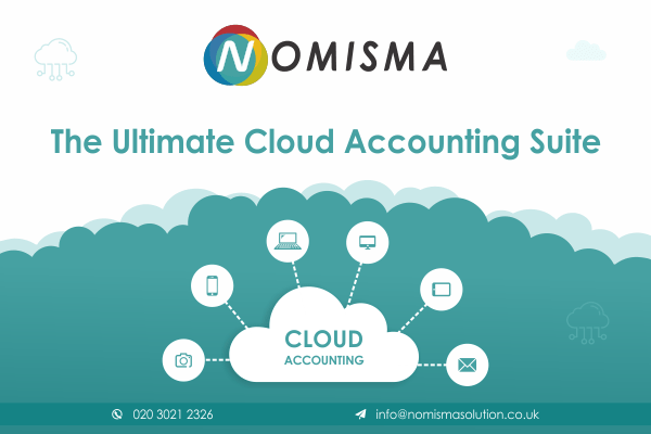 Nomisma - The ultimate cloud accounting suite