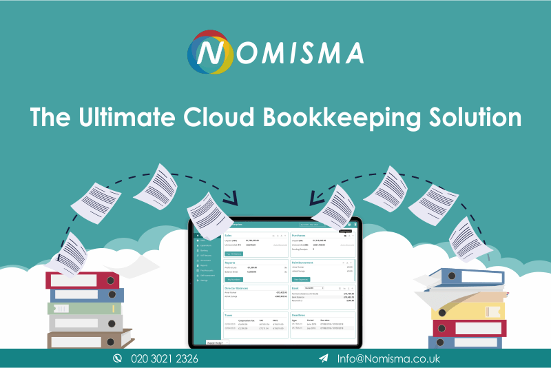 The Ultimate Bookkeeping Solution