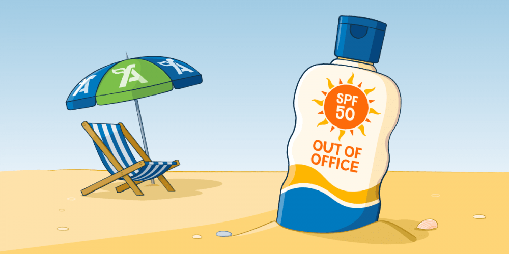 5 tips to leave work behind on your summer holiday