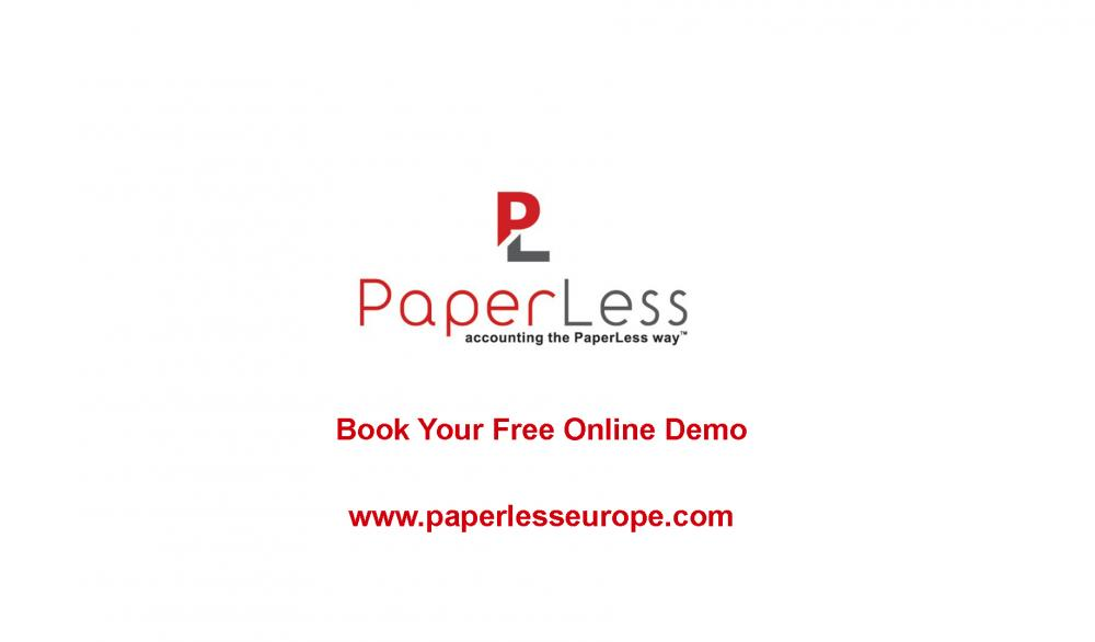 Invoice scanning software for Sage Free Demo. Find out how to speed up your invoice processing routines with PaperLess for Sage.
