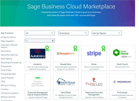 Sage Marketplace introduces PaperLess Document management for Sage. The top choice of Sage users to automate document management routines and invoice processing and approval of invoices.
