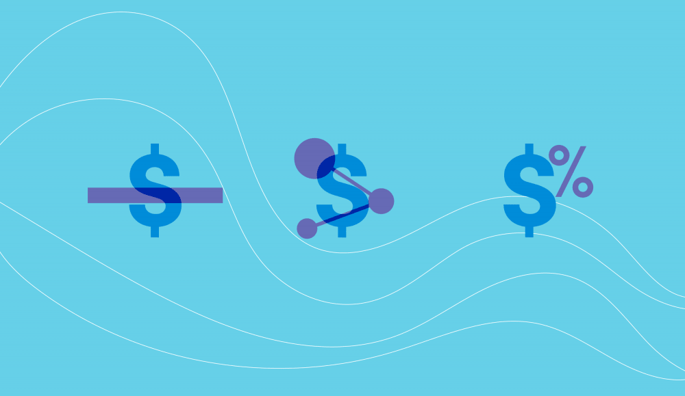 Different R&D Pricing Plan Icons