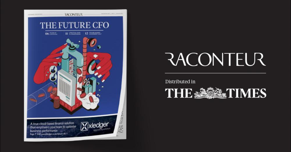 Xledger - Times, Raconteur