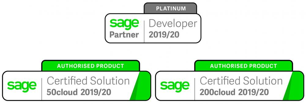 Sage Automation Pack powered by PaperLess Document Management Software for Sage. Sage OCR, Automatic Invoice Scanning, Online Invoice Approval seamless integrated with Sage 50cloud, Sage 200cloud, Sage 200 Standard Online and Sage 200 Extra Online.