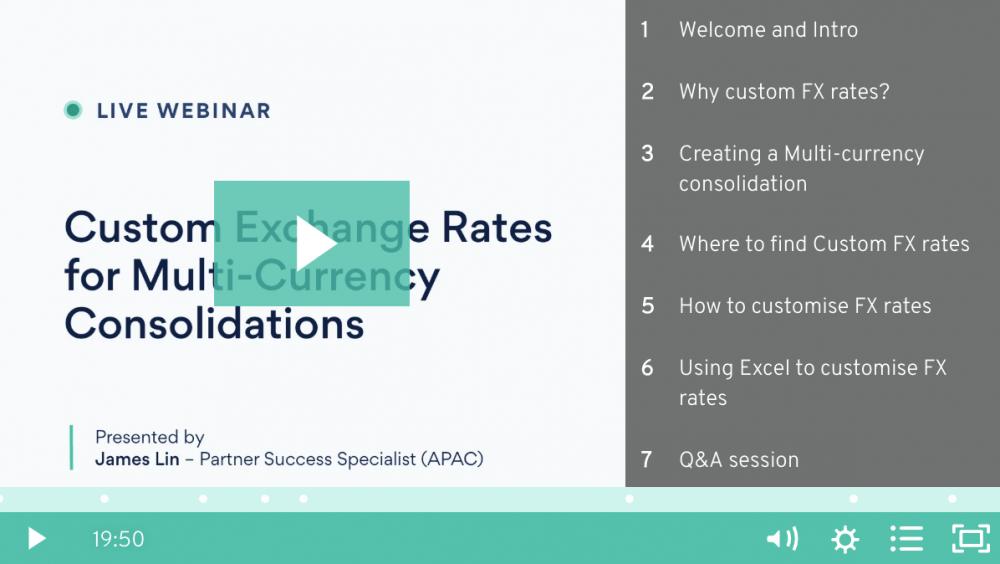 Play custom exchange rates video
