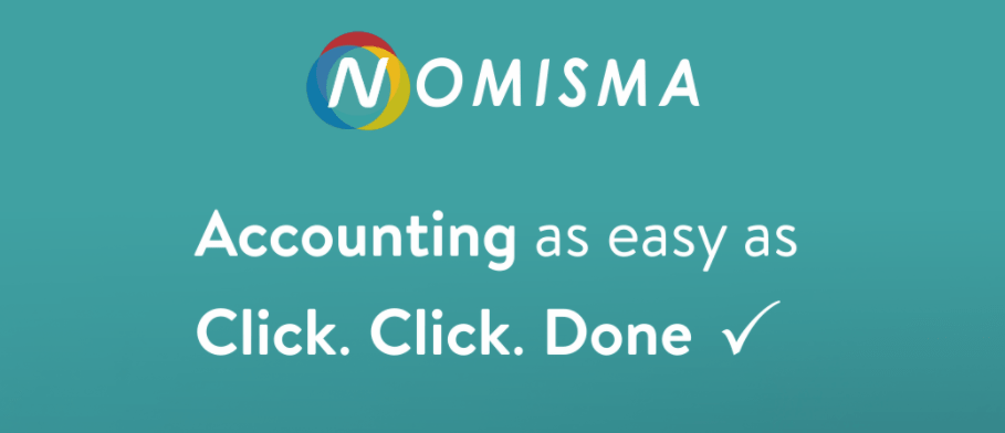 Accounting as easy as click. Click. Done.
