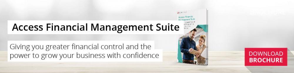 Access Financial Management Software