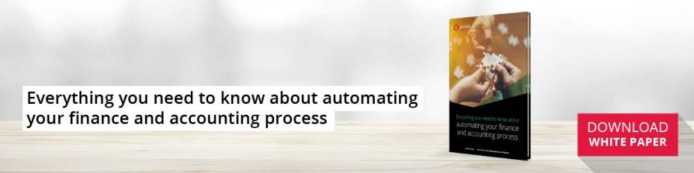 Automating and integrating your finance and accounting processes