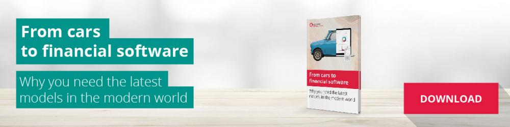 From cars to financial software - why you need the latest models in the modern world